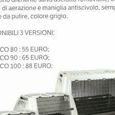 Vendo crocchette per cani DogPerformance, trasportini cani e gatti e vari accessori per animali Palermo